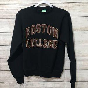 Champion Eco Fleece Boston College Sweatshirt  XS